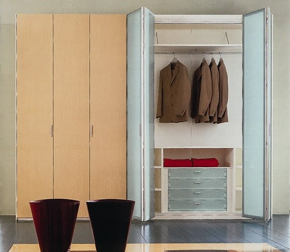 Folding doors system PS11