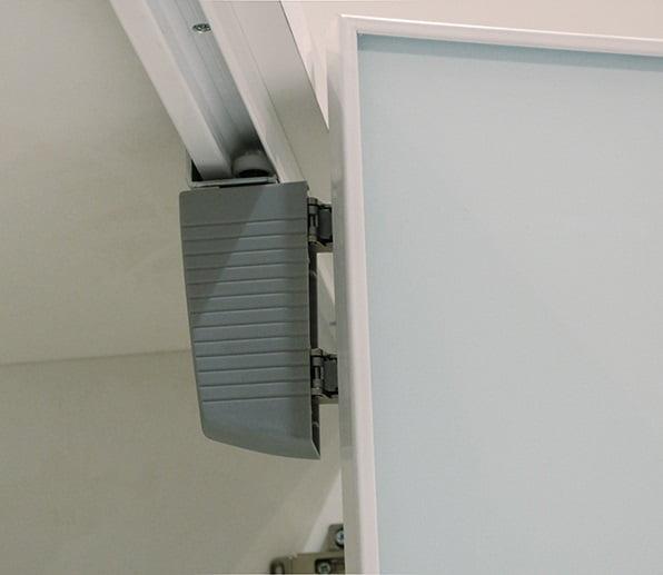 Folding doors system PS23