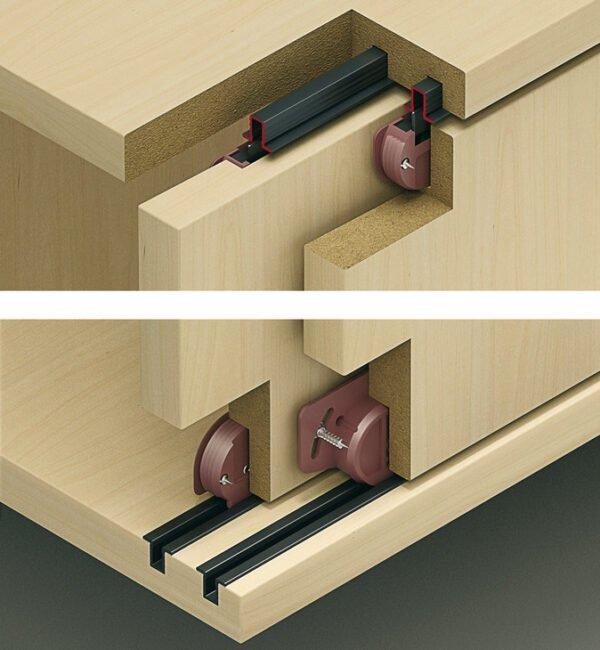 "Sliding doors system ""Slido Classic 30 IF"""