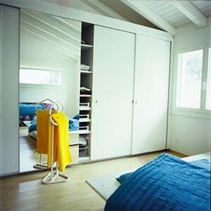 """Sliding doors system """"Hawa 209 Mixfront 40/70"""""""