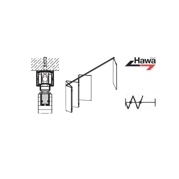 HAWA-CENTERFOLD 80/H