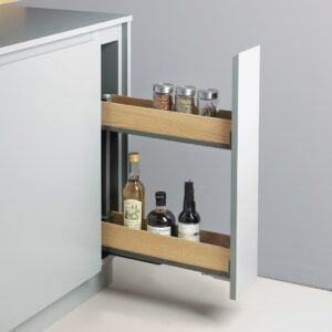 Snello FIORO base unit pull-out