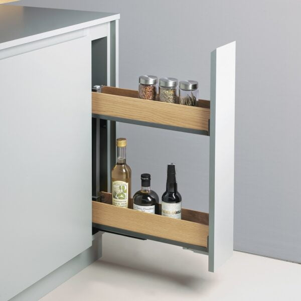 Snello FIORO base unit pull-out 3