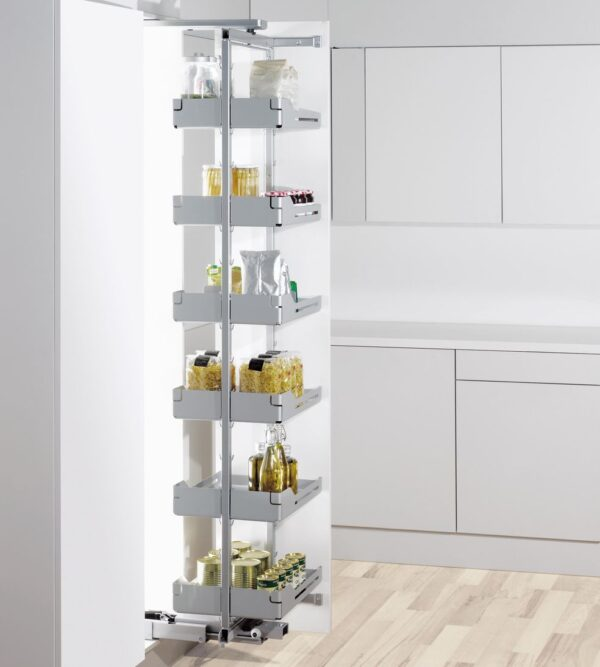 System swing with shelves LIBELL 3