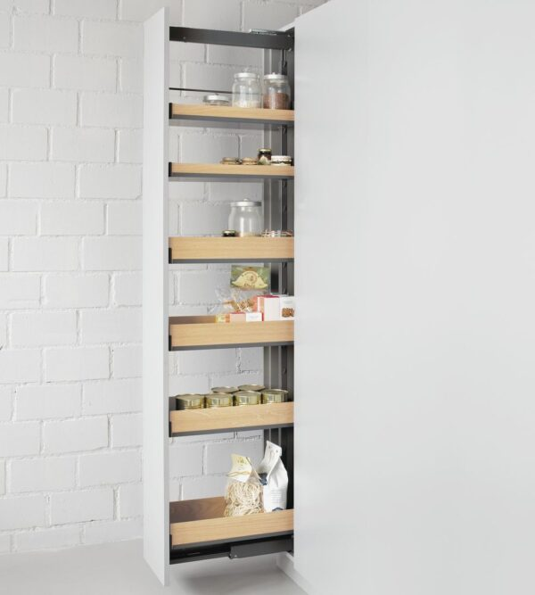 System 495 with shelves LIBELL FIORO 3