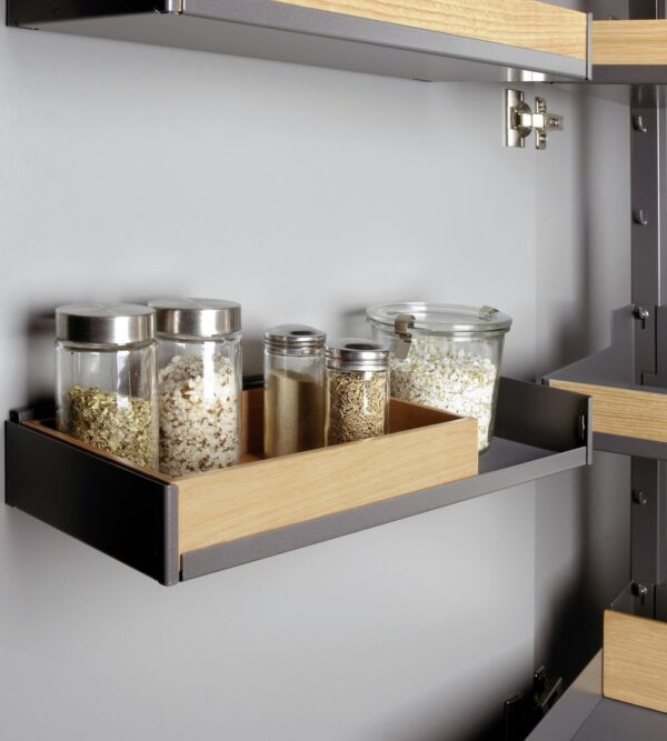 Pleno Plus FIORO larder pull-out 4