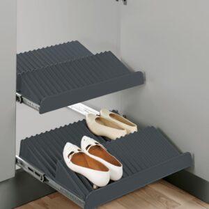 Shoe rest set