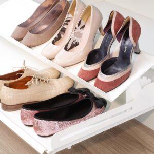 Shoe shelf for Extendo