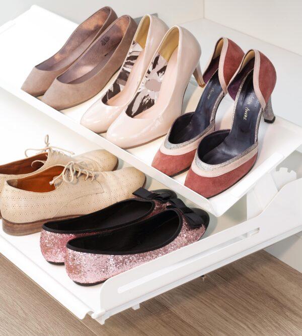 Shoe shelf for Extendo 3