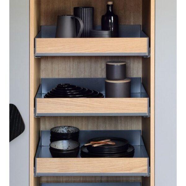 Extendo shelves for a closet with FIORO 4