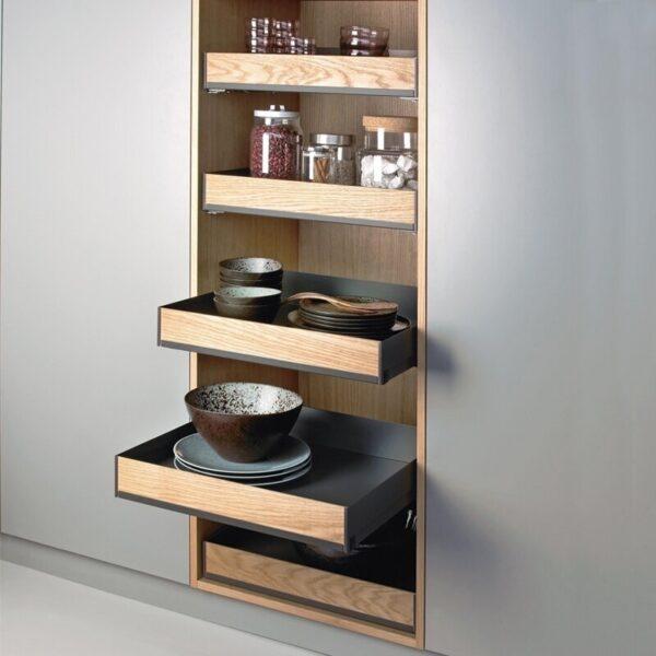 Extendo shelves for a closet with FIORO 3