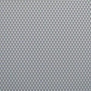 Hard anti-slip mat for drawer