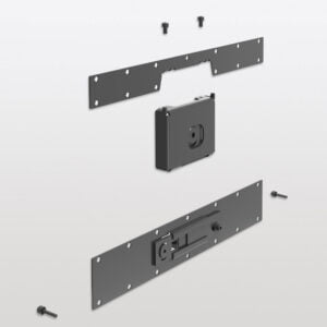 Pecasa unit support bracket