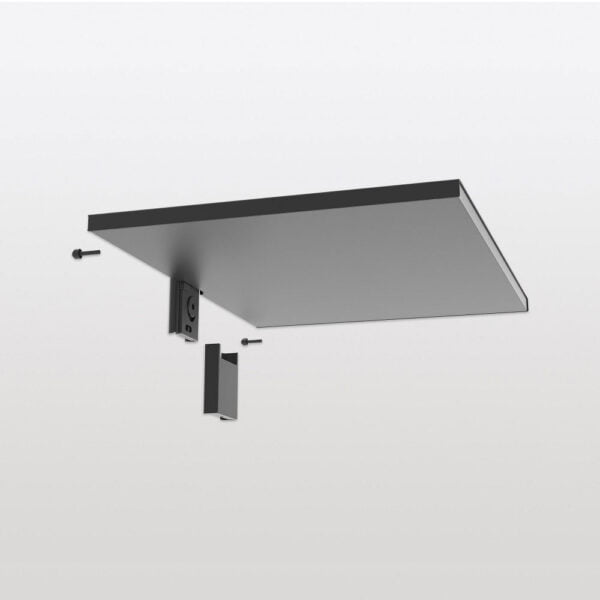 Pecasa metal shelf 3