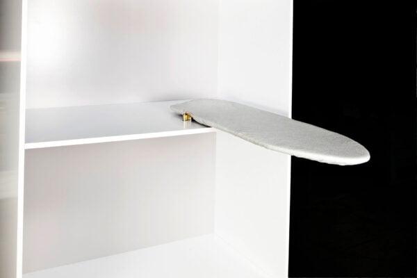 Prua Swing – Space-saving rotating ironing board 3