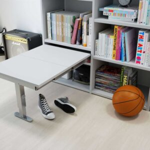 T-Bench / T-Bench XL – pull-out seat from a drawer