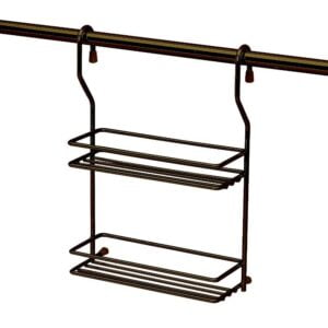 Double spices rack