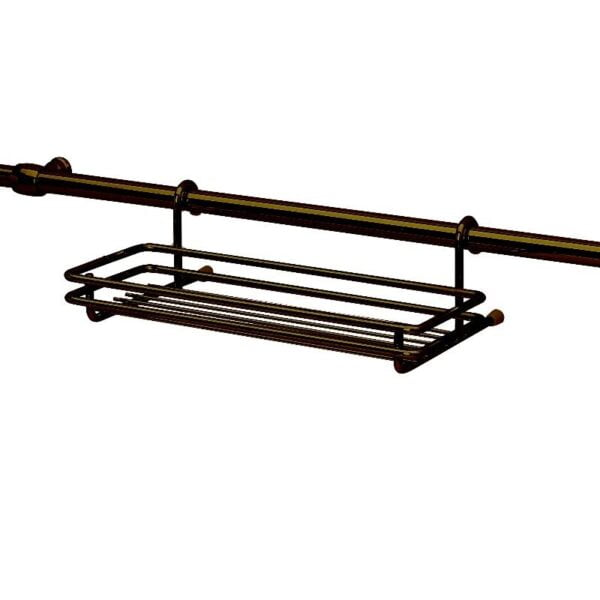 Rack for washing accessories
