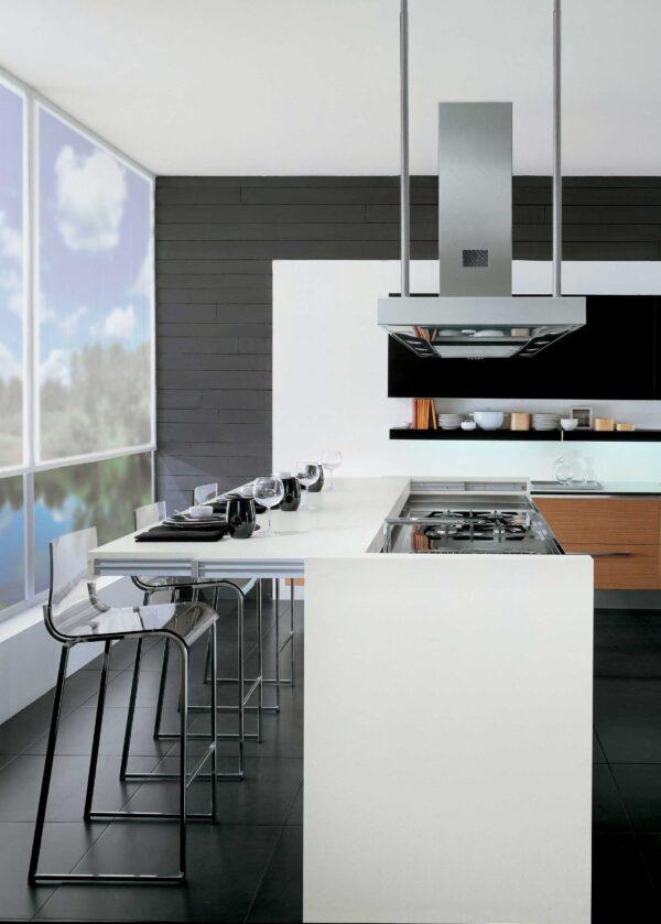 Snack – Sliding kitchen counter
