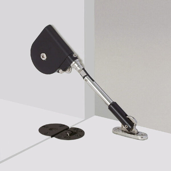 SHORT ARM SOFT-DOWN STAY SDS-100-TV, SDS-C100-TV