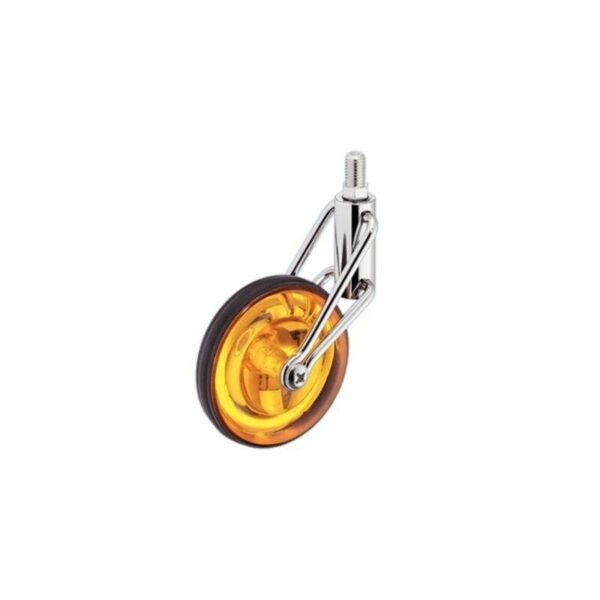 WHEEL CRISTAL WITH RUBBER RING