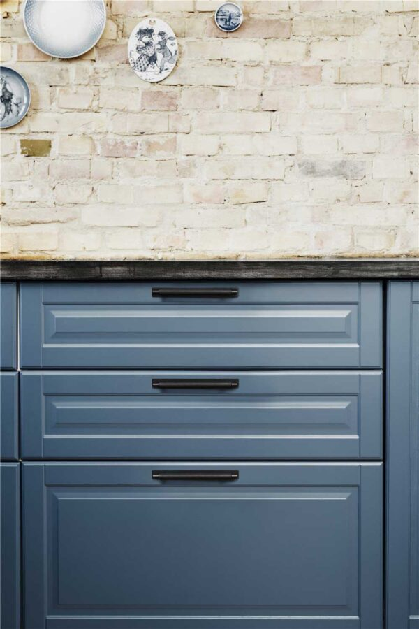 Classic Manor with Backplate Handle