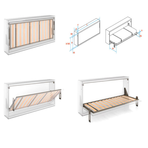 PLAY WALL BED