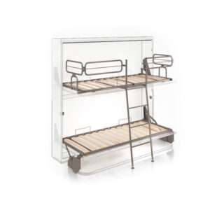 TAGADA DESK BUNK BED
