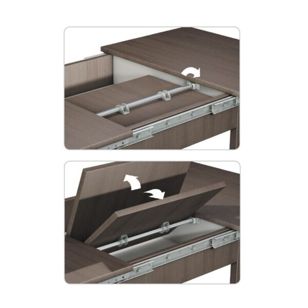 TABLE INSERT'S FOLDING MECHANISM 3