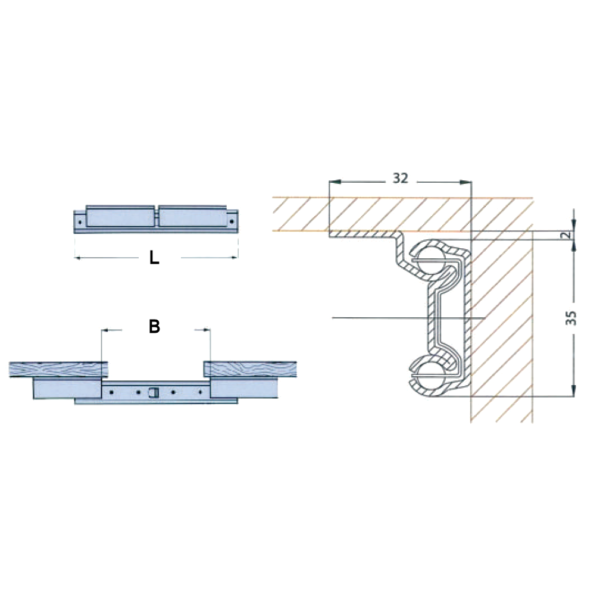 TABLE EXTENSION MECHANISMS