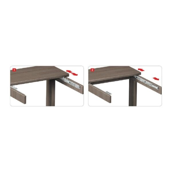 TABLE EXTENSION MECHANISM 358