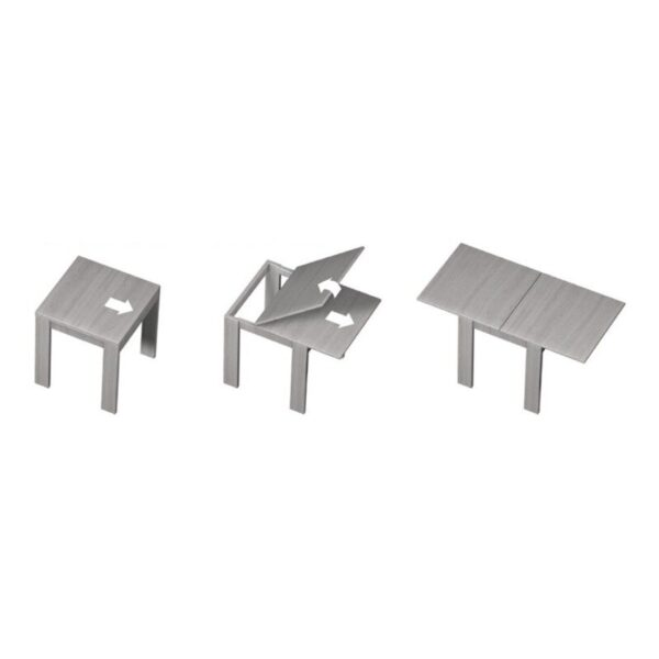 FOLDING TABLE EXTENSION MECHANISMS 1530 3